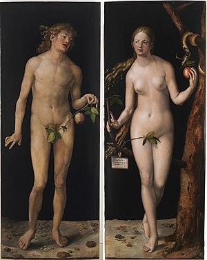 Adam et Ève (Dürer)