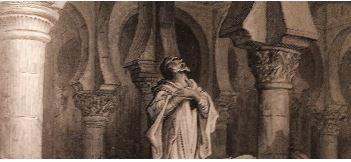 Gustave Doré, L'invocation à Mahomet (détail)